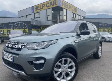 Vente Land Rover Discovery Sport 2.0 TD4 180CH Occasion