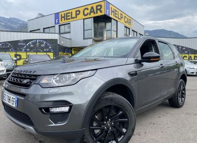 Vente Land Rover Discovery Sport 2.0 TD4 180CH AWD Occasion