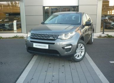 Vente Land Rover Discovery Sport 2.0 TD4 180ch AWD Business BVA Mark II Occasion