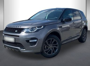 Vente Land Rover Discovery Sport 2.0 TD4 180ch AWD HSE Occasion