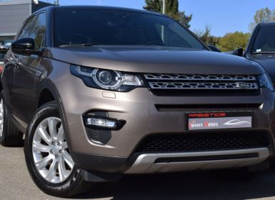 Land Rover Discovery Sport 2.0 TD4 180CH AWD HSE BVA 7places