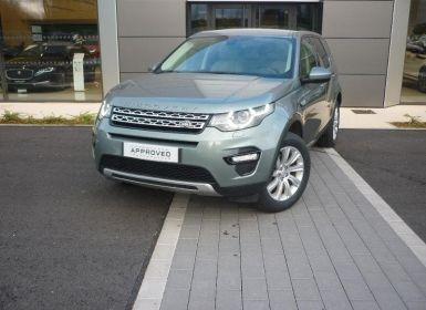 Voiture Land Rover Discovery Sport 2.0 TD4 180ch AWD HSE BVA Mark I Occasion