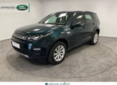 Vente Land Rover Discovery Sport 2.0 TD4 180ch AWD HSE BVA Mark I Occasion