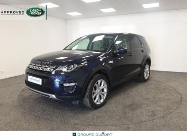 Voiture Land Rover Discovery Sport 2.0 TD4 180ch AWD HSE BVA Mark II Occasion