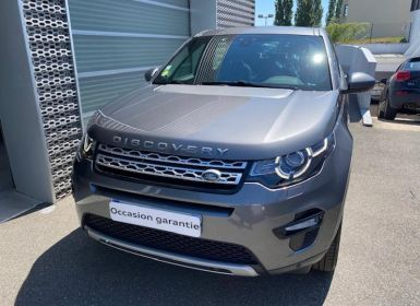 Achat Land Rover Discovery Sport 2.0 TD4 180ch AWD HSE Luxury BVA Mark II Occasion