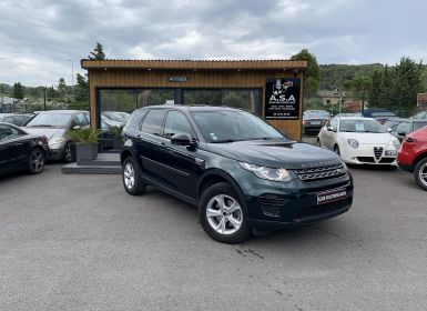 Vente Land Rover Discovery Sport 2.0 TD4 180CH AWD PURE MARK II Occasion