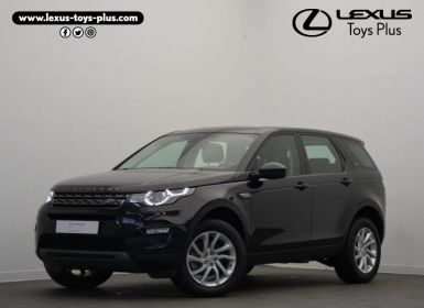 Achat Land Rover Discovery Sport 2.0 TD4 180ch AWD SE BVA Mark II Occasion