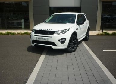 Land Rover Discovery Sport 2.0 TD4 180ch HSE AWD BVA Mark III