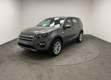 Land Rover Discovery Sport 2.0 TD4 180ch HSE AWD BVA Mark III Occasion