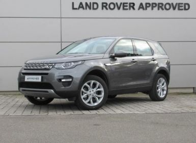 Vente Land Rover Discovery Sport 2.0 TD4 180ch HSE AWD BVA Mark IV Occasion