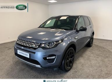 Land Rover Discovery Sport 2.0 TD4 180ch HSE AWD BVA Mark IV Occasion