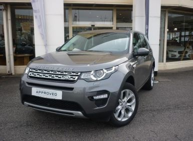 Land Rover Discovery Sport 2.0 TD4 180ch HSE AWD Mark IV