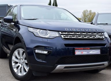 Land Rover Discovery Sport 2.2 SD4 190CH AWD HSE BVA 7places Occasion