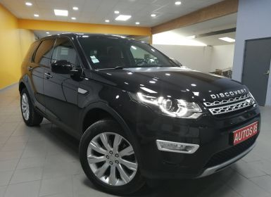 Vente Land Rover Discovery Sport 2.2 SD4 190CH AWD HSE LUXURY MARK I Occasion