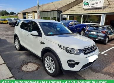 Vente Land Rover Discovery Sport 2.2 TD4 150 S BV6 5PL 4X4 4WD Occasion