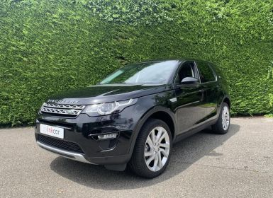 Land Rover Discovery Sport HSE Luxury 2.2 SD4 BVA