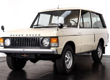 Vente Land Rover Range Rover 1976 Occasion