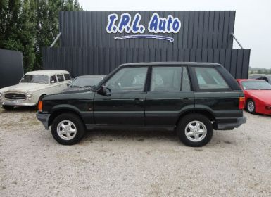 Achat Land Rover Range Rover 2.5 DSE HOLLAND&HOLLAND BA / II / PH1 Occasion