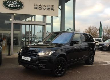 Voiture Land Rover Range Rover 3.0 TDV6 258ch Vogue SWB Mark VI Occasion