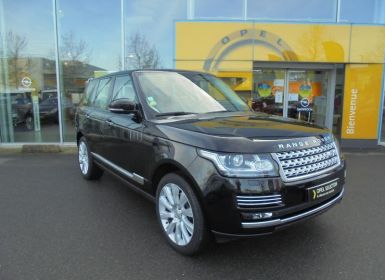 Achat Land Rover Range Rover 3.0 TDV6 Autobiography SWB Occasion