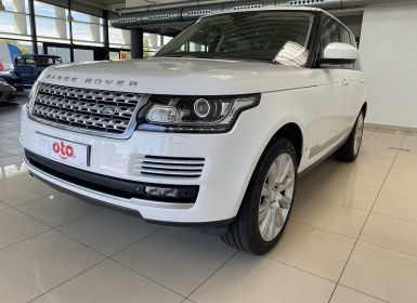 Voiture Land Rover Range Rover 3.0 TDV6 VOGUE SWB Occasion