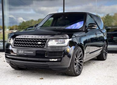 Vente Land Rover Range Rover 3.0D Vogue ALL BLACK 22'Alu 1st Hand Pano Occasion