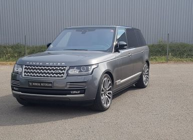 Vente Land Rover Range Rover 4.4 SDV8 339 AUTOBIOGRAPHY version longue LWB 4 Places Occasion