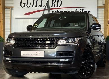 Achat Land Rover Range Rover 4.4 SDV8 340ch AUTOBIOGRAPHY SWB BVA Occasion