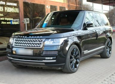 Achat Land Rover Range Rover 4.4 SDV8 Autobiography SWB Occasion