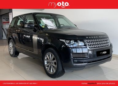 Voiture Land Rover Range Rover 4.4 SDV8 VOGUE Occasion