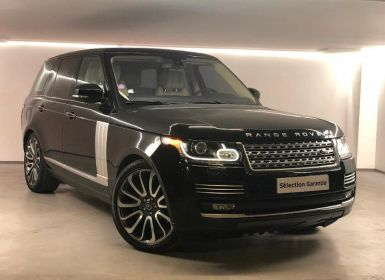 Voiture Land Rover Range Rover 5.0 V8 S/C Autobiography Occasion