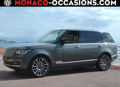 Voiture Land Rover Range Rover 5.0 V8 Supercharged 510ch Autobiography LWB Mark VI Occasion