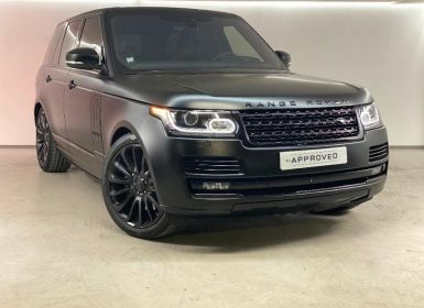 Achat Land Rover Range Rover 5.0 V8 Supercharged 550ch SV Autobiography Dynamic SWB Mark VI Occasion