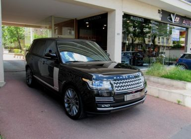 Achat Land Rover Range Rover AUTOBIOGRAPHIE HYBRID Occasion