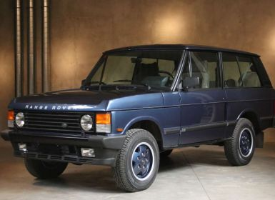Vente Land Rover Range Rover Classic 3.5L Injection - 3 doors - Manual Occasion