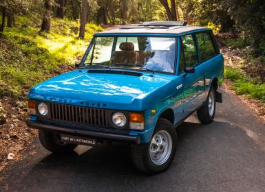 Vente Land Rover Range Rover Classic Suffix F *Available on the French Riviera* Occasion