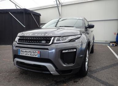Achat Land Rover Range Rover EVOQUE (2) TD4 150 SE DYNAMIC BVA Occasion