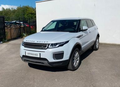 Land Rover Range Rover Evoque 2.0 TD4 150 PURE MARK III E-CAPABILITY Blanc Yulong Occasion