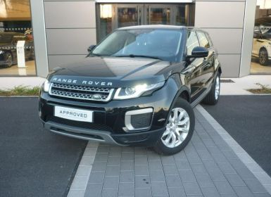 Voiture Land Rover Range Rover Evoque 2.0 TD4 150 SE BVA Mark IV Occasion