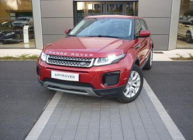 Voiture Land Rover Range Rover Evoque 2.0 TD4 150 SE BVA Mark V Occasion