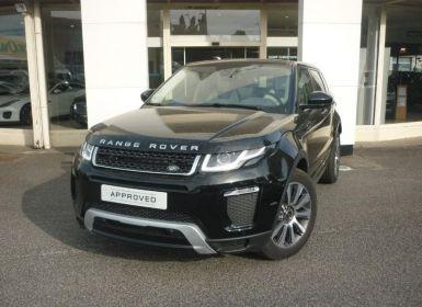 Vente Land Rover Range Rover Evoque 2.0 TD4 150 SE Dynamic 4x4 BVA Mark VI Occasion