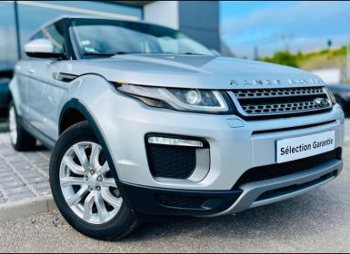Vente Land Rover Range Rover Evoque 2.0 TD4 150 SE MARK V Indus Silver Occasion