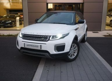 Voiture Land Rover Range Rover Evoque 2.0 TD4 180 Business BVA Mark IV Occasion