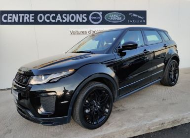 Land Rover Range Rover Evoque 2.0 TD4 180 HSE Dynamic BVA Mark III Occasion