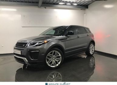 Vente Land Rover Range Rover Evoque 2.0 TD4 180 HSE Dynamic BVA Mark IV Occasion