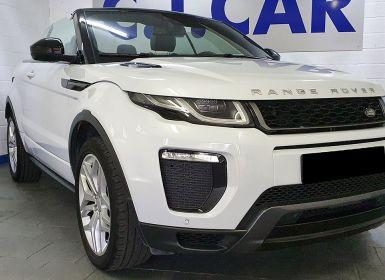Vente Land Rover Range Rover Evoque 2.0 TD4 CABRIO Occasion