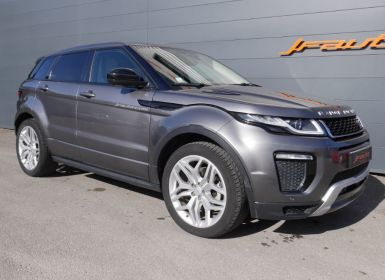 Voiture Land Rover Range Rover EVOQUE 2.0 TD4 HSE DYNAMIC 180 CV Occasion