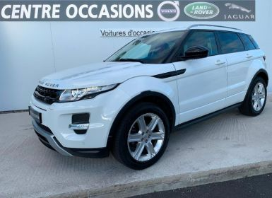 Vente Land Rover Range Rover Evoque 2.2 SD4 Dynamic BVA Mark II Occasion
