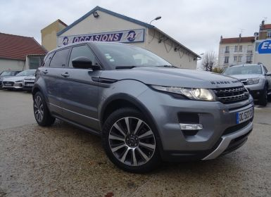 Land Rover Range Rover Evoque 2.2 SD4 DYNAMIC MARK I Occasion