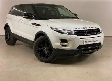 Voiture Land Rover Range Rover Evoque 2.2 SD4 Pure BVA Occasion